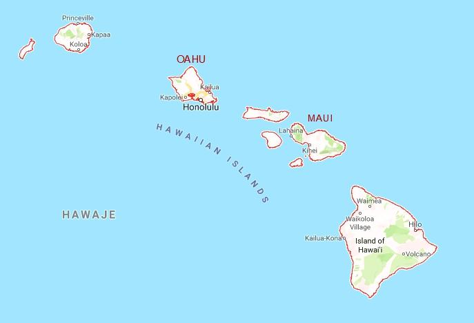 Mapa Hawaje_Fotor